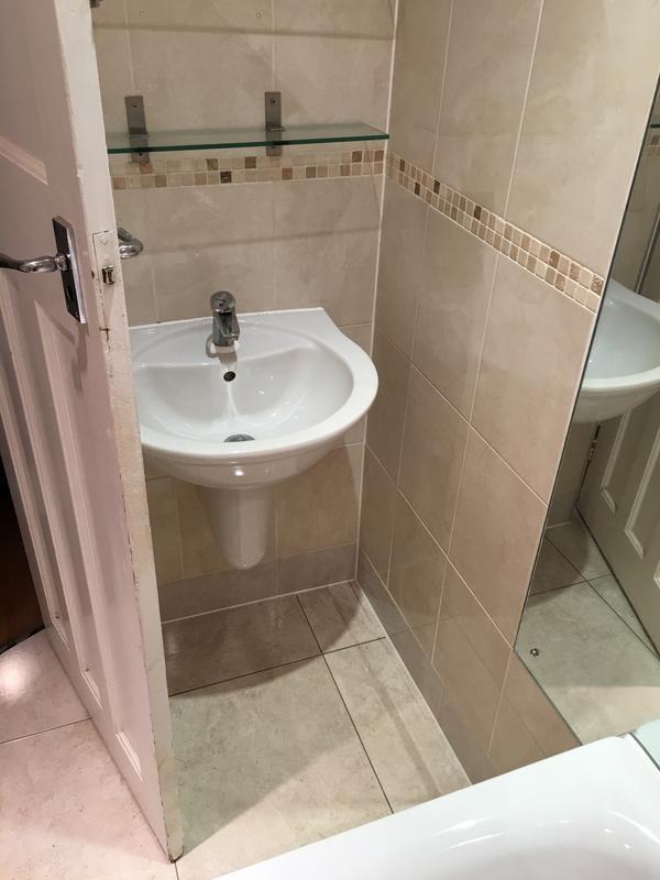 Image 42 - Bathroom refurbish in Loughton