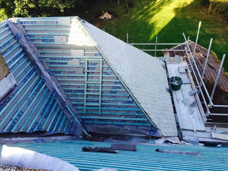 Image 12 - Re-roof Balderstone