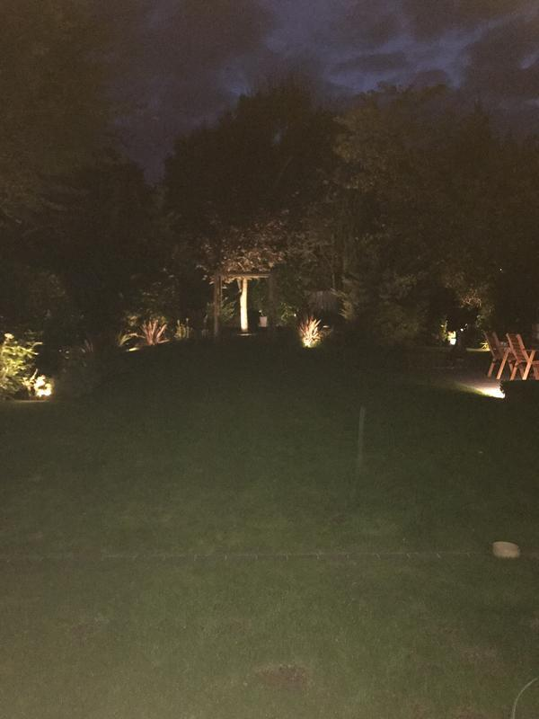 Image 2 - Garden lighting