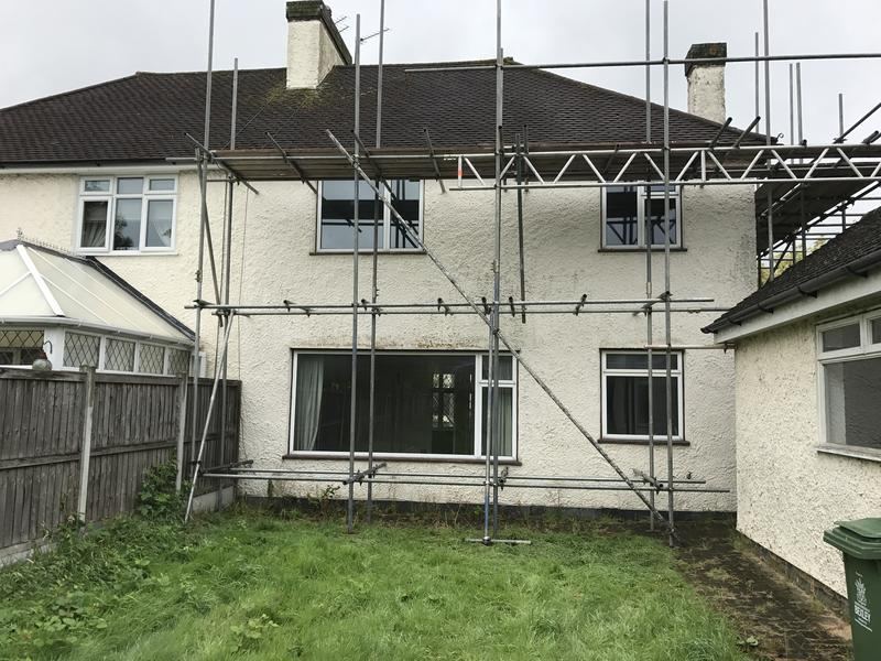 Image 52 - Before photo of rear Extension & Loft Conversion in Bexley