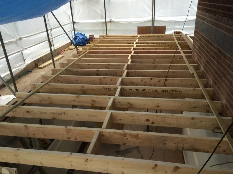 Image 24 - First floor done Rossendale