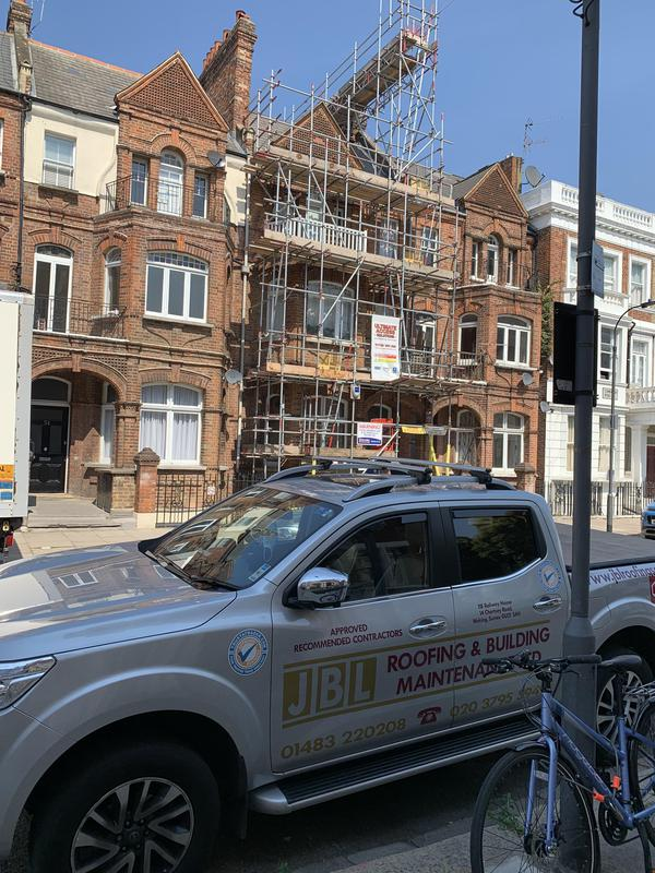 Image 29 - chimney restoration in West London