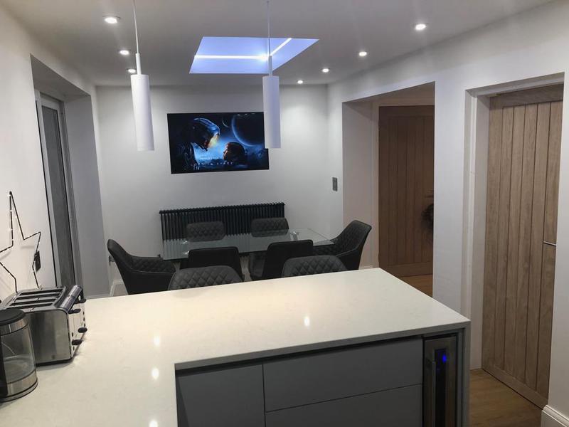 Image 14 - New kitchen installation