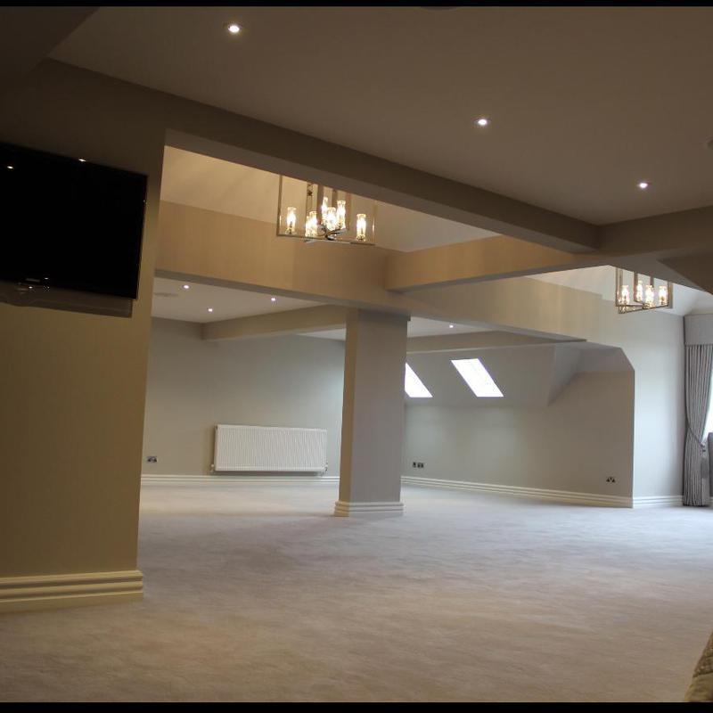 Image 22 - huge loft space after decorating