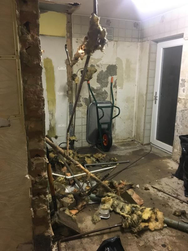 Image 8 - Cranham house renovation
