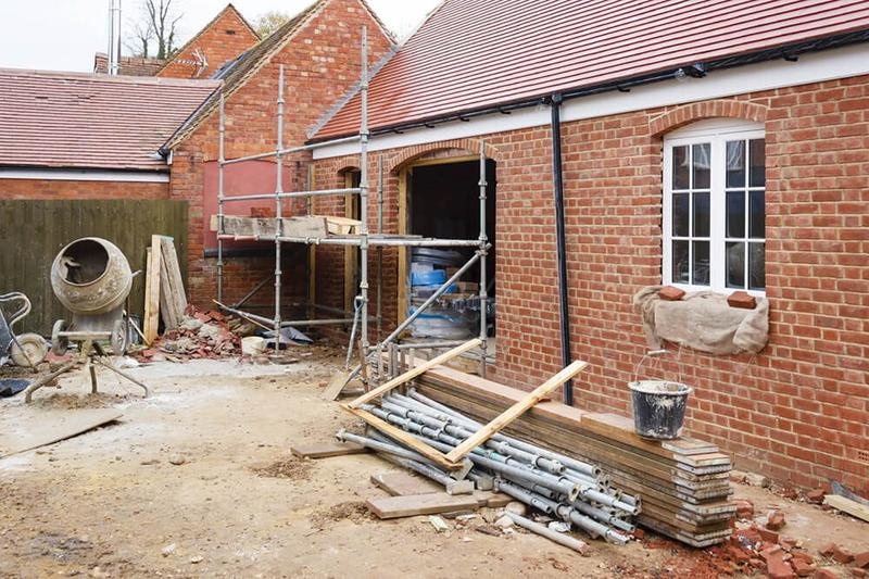 Image 11 - new extension in ashford
