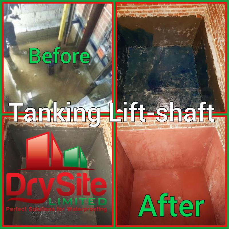 Image 54 - Step by step of tanking a lift-pit. All works are subject to 10 years warranty on completion.