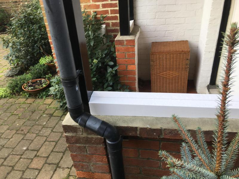 Image 2 - Replace Rotten Porch post & Sill