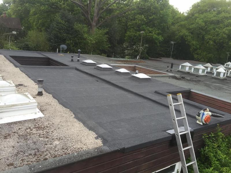 Image 8 - HIGH PERFORMANCE FLETY ROOFING SYSTEMS HORSEL WOKING