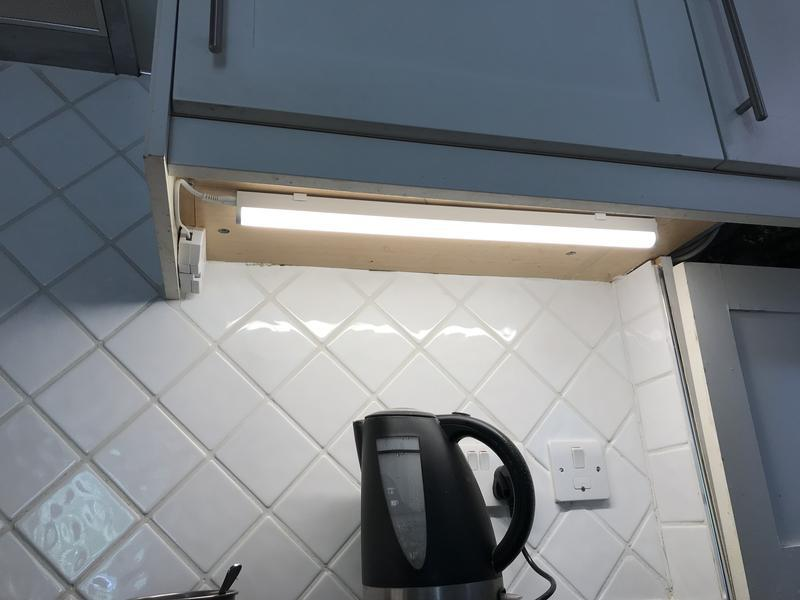 Image 5 - New LED under cabinet lithing
