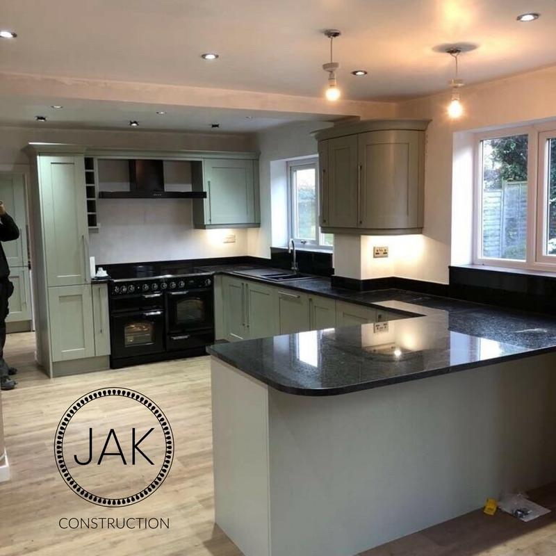 Image 5 - full kitchen refurb
