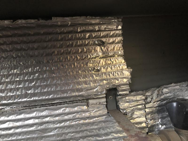 Image 12 - Asbestos Paper Insulation to Heater
