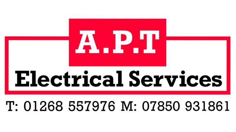 A.P.T Electrical Services (LOCAL ELECTRICIAN) logo