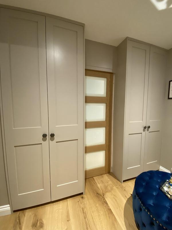 Image 12 - Walk in wardrobes