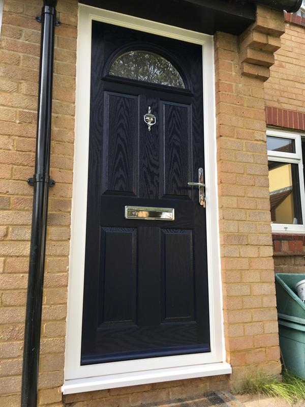Image 71 - pic of new front door supplied and fitted