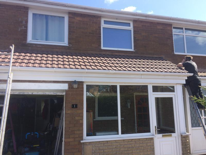 Image 29 - Pitched roof finished Clitheroe