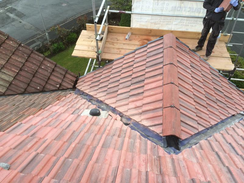 Image 35 - Valley cuts Re-roof Clitheroe