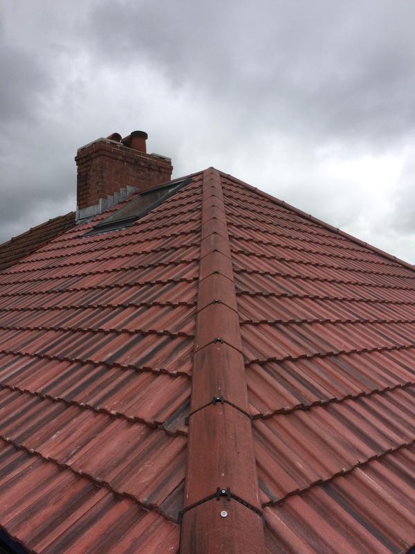 Image 37 - Roof finished Cliheroe