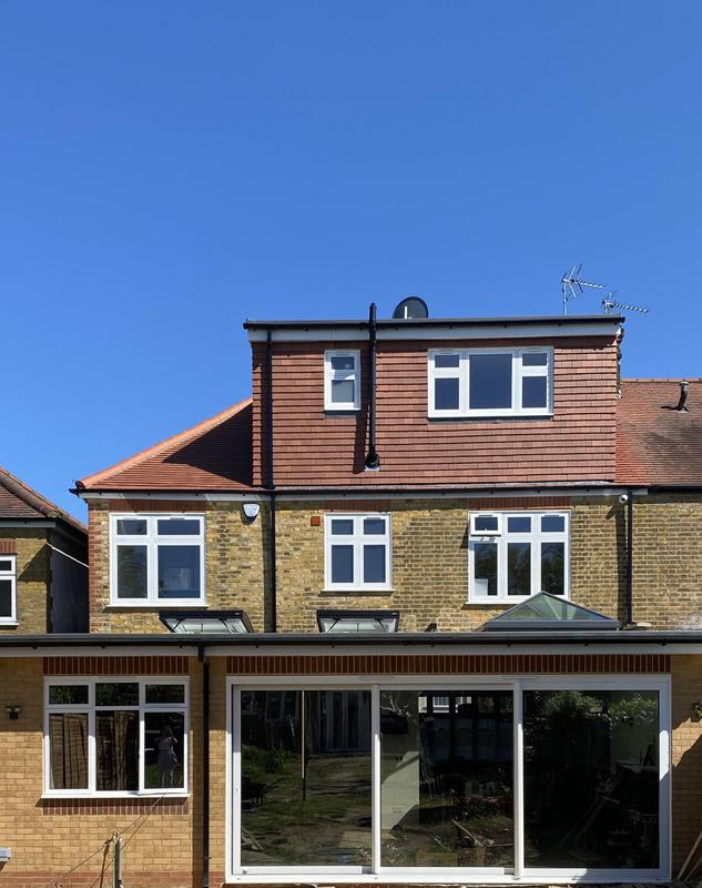 Image 11 - Loft Conversion & Extension in Winchmore Hill, N21.