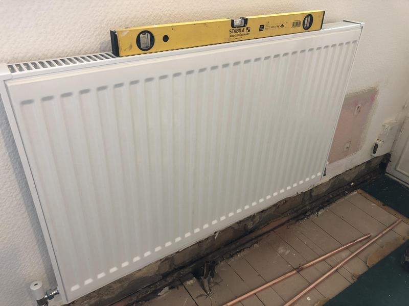 Image 18 - Radiator Installation