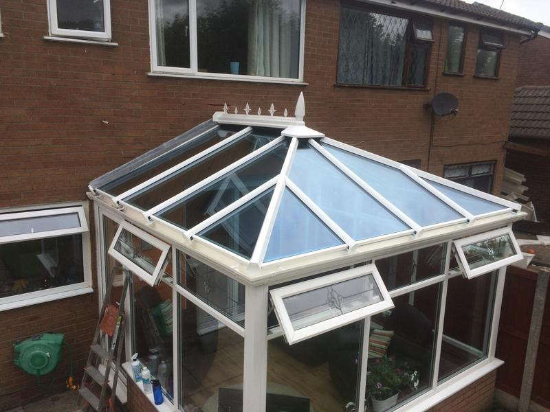 Image 26 - New glass Conservatory roof Clitheroe
