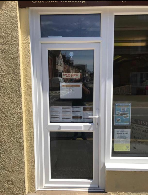 Image 169 - New shop door