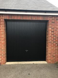 Image 3 - Garage door fitted