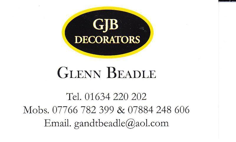 GJB Decorators logo