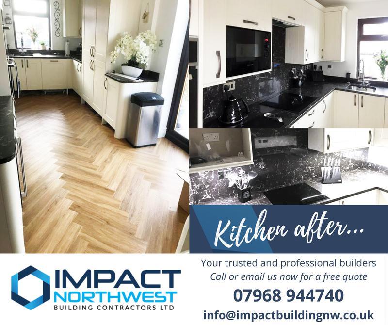 Image 1 - Kitchen refurb - Salford - 2021 (after)