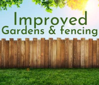 Improved Gardens & Fencing logo