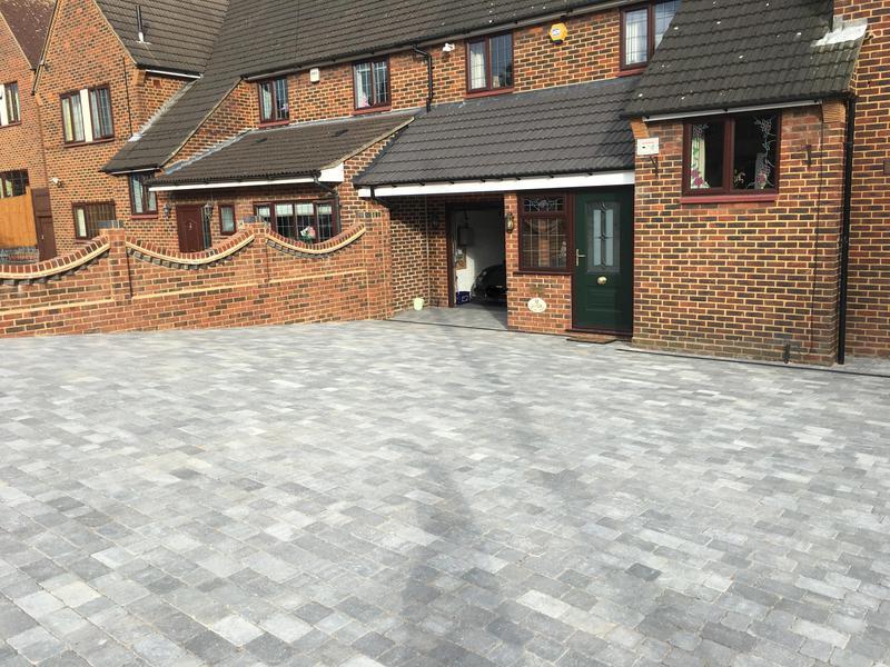 Image 6 - Woburn original driveway