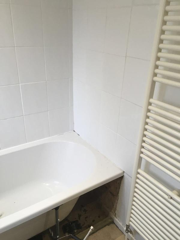Image 13 - works carried out in watford for the rip out and installation of new bathroom