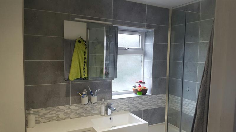 Image 17 - works carried out in watford for the rip out and installation of new bathroom
