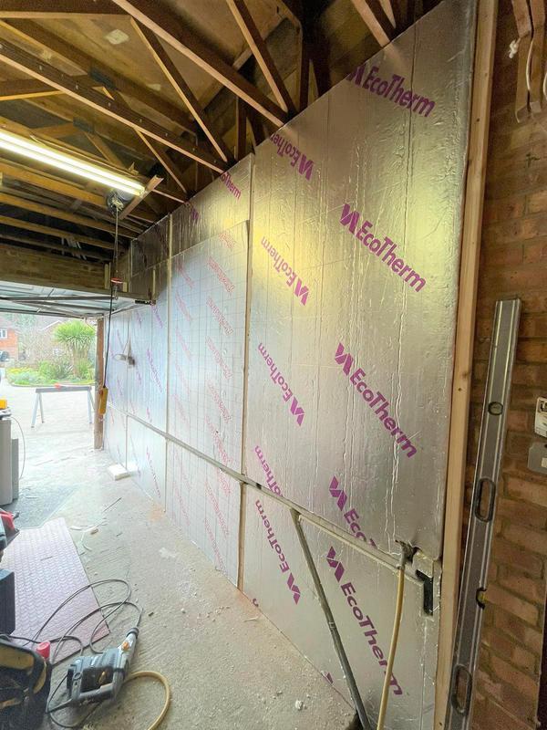 Image 9 - Garage Insulation