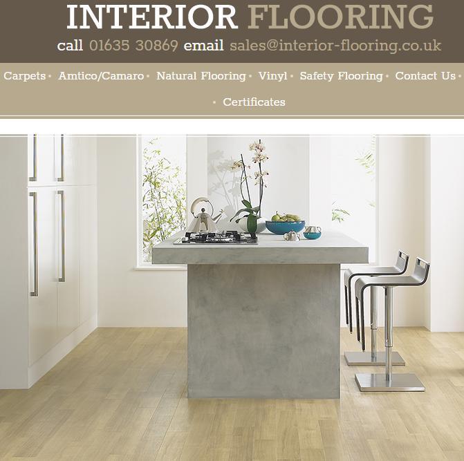 Interior-Flooring logo