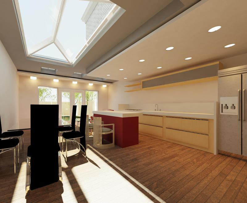 Image 8 - Open Plan Kitchen