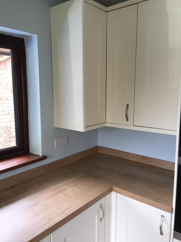 Image 12 - internal reconfiguration and kitchen fit by DKM Developments Ltd builders Great Dunmow Essex