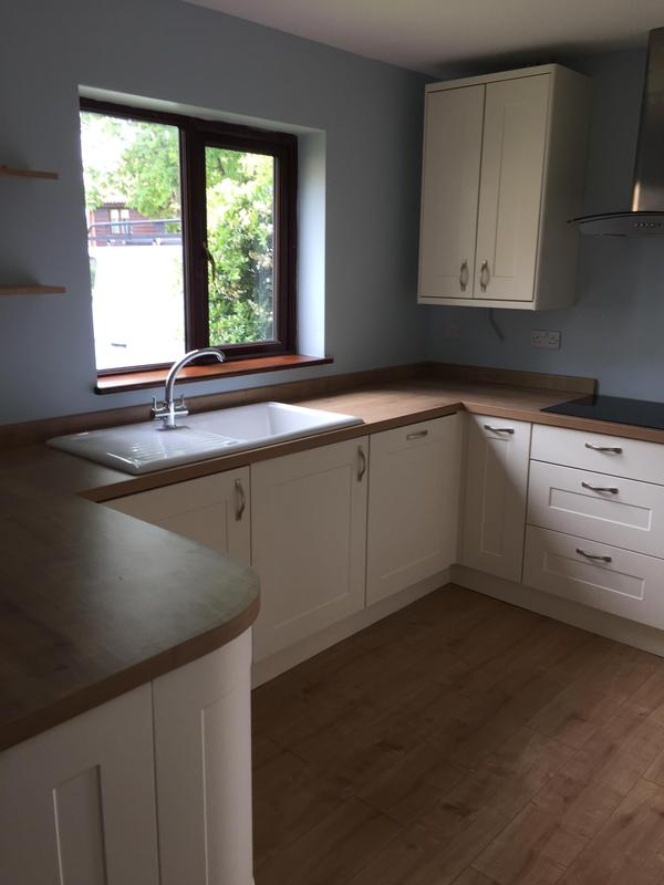 Image 19 - internal reconfiguration and kitchen fit by DKM Developments Ltd builders Great Dunmow Essex