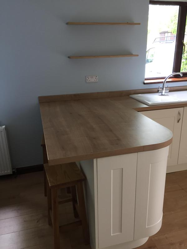 Image 9 - internal reconfiguration and kitchen fit by DKM Developments Ltd builders Great Dunmow Essex