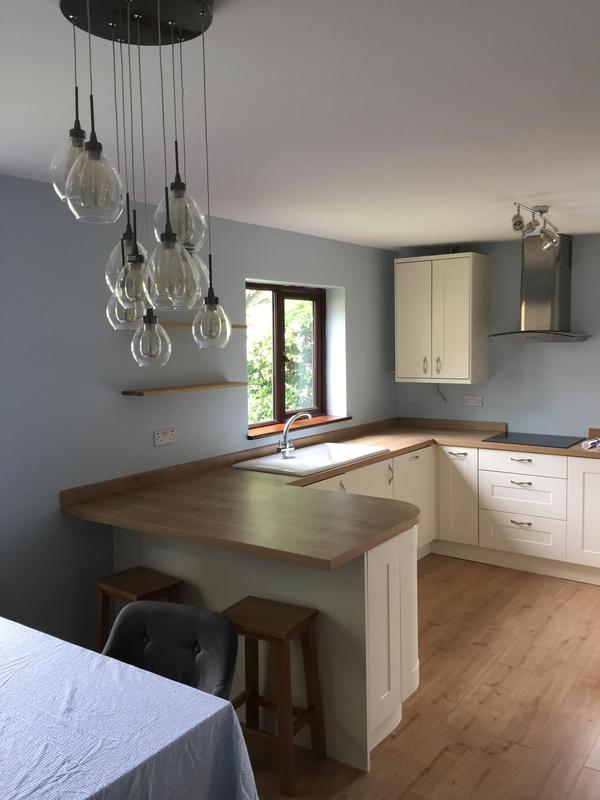 Image 8 - internal reconfiguration and kitchen fit by DKM Developments Ltd builders Great Dunmow Essex
