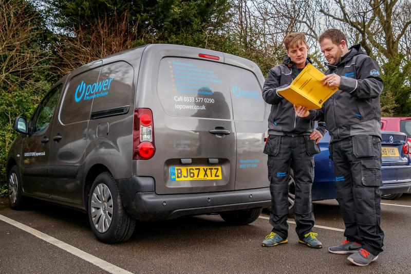 Image 9 - Our supervisor teachin the apprentice the current 17th edition regulations to comply with bs7671 , stockport electrician .