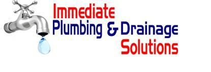 Immediate Plumbing & Drainage Solutions logo