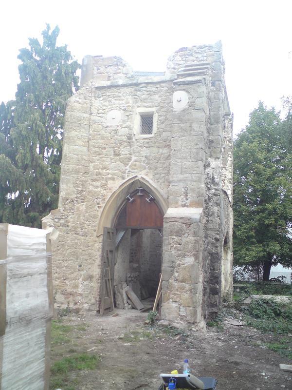 Image 7 - Restoration work Lewisham complete church built in 1010