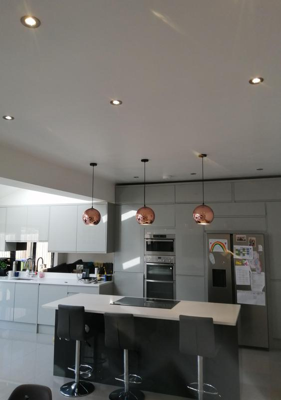 Image 7 - New Extension Lighting
