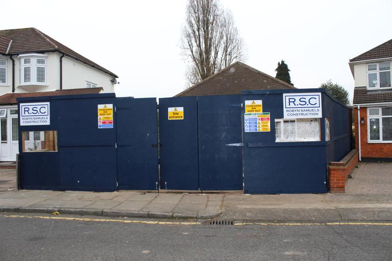 Image 1 - New Site at Woodlands Road, Key turn job. Two new houses coming soon!