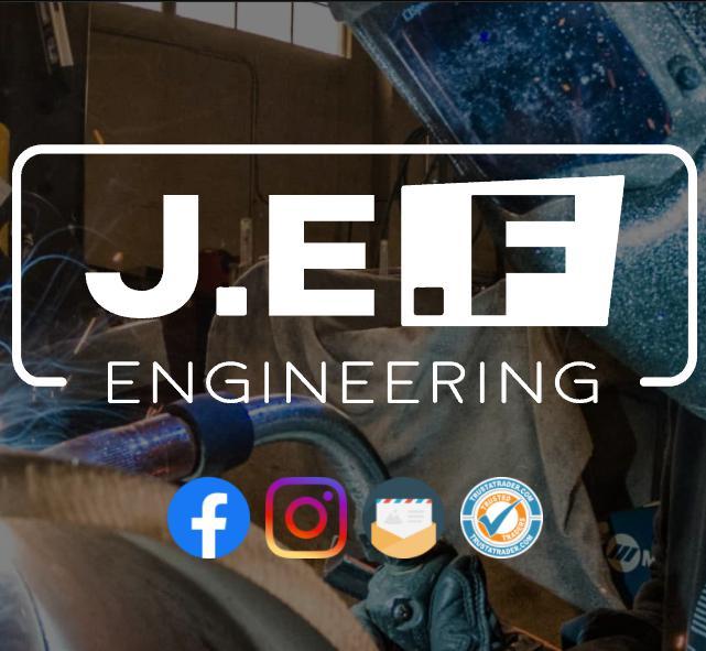 J.E.F Engineering logo