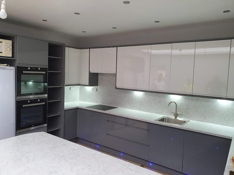 Image 227 - Extension and kitchen installation - Prestwich - Complete