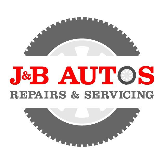 J&B Auto's logo