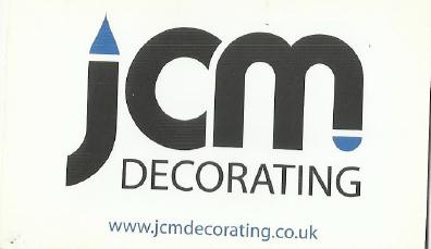 JCM Decorating logo