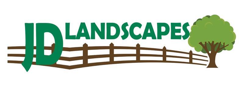 JD Landscapes logo